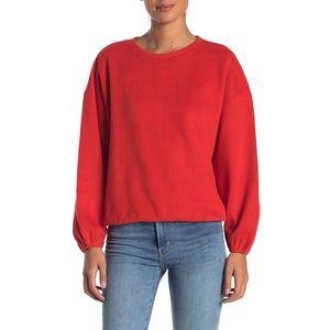 NWT Elodie Rib Knit Crew Neck Sweater